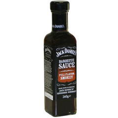 Jack Daniels Barbecue Sause Full Flavour Smokey