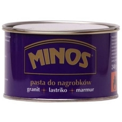 Minos Pasta do Nagrobków