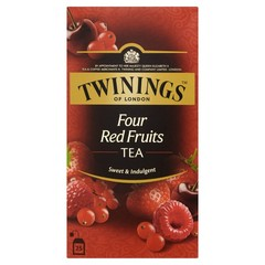 Twinings Herbata Four Red Fruits