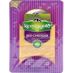 Kerrygold Ser cheddar Red plastry