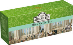 Ahmad Tea Herbata Ahmad tea green tea mint