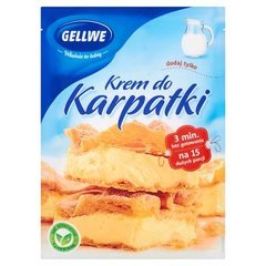 Gellwe Krem do karpatki