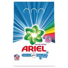 Ariel Touch of Lenor Fresh proszek do prania 1.5 kg