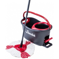 Vileda Easy Wring & Clean Turbo Mop z wiadrem