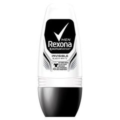 Rexona Men Invisible Black + White Antyperspirant w kulce