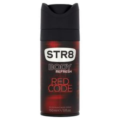 Str8 Body Refresh Red Code Dezodorant w aerozolu