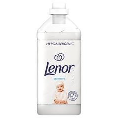 Lenor Sensitive Gentle Touch Płyn do płukania tkanin 63 prania