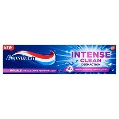 Aquafresh Intense Clean Deep Action Pasta do zębów
