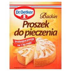 Dr. Oetker Backin Proszek do pieczenia
