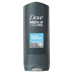 Dove Men plus Care Clean Comfort Żel pod prysznic