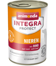 Animonda Integra Animonda Integra Protect Renal, puszki, 6 x 400 g Wołowina