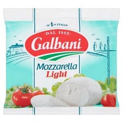 Galbani Mozzarella Light Ser