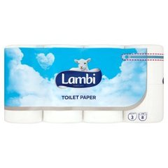 Lambi Soft Papier toaletowy