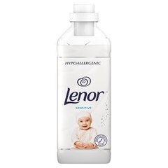 Lenor Sensitive Gentle Touch Płyn do płukania tkanin 31 prań