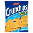 Crunchips X-CUT Chipsy Solone